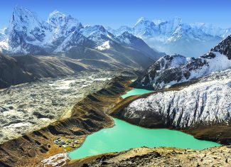 Mount Everest - Gokyo Lake