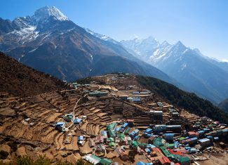 Everest - Namche Bazaar